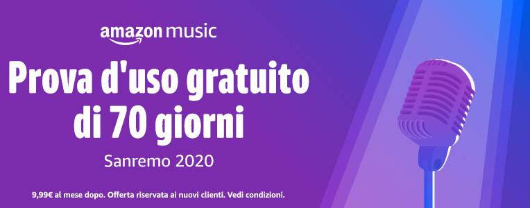Amazon Music Unlimited Banner Promo