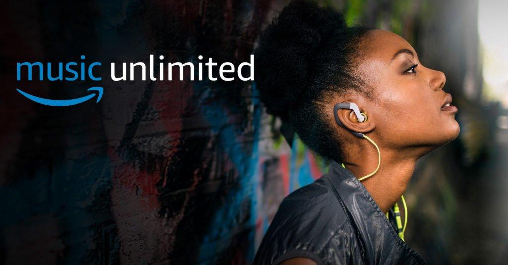 Banner Amazon Music Unlimited