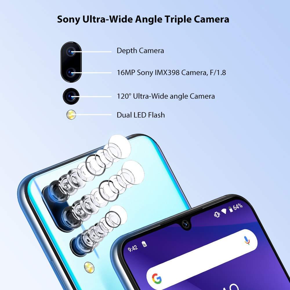 Umidigi A5 Pro Fotocamere posteriori