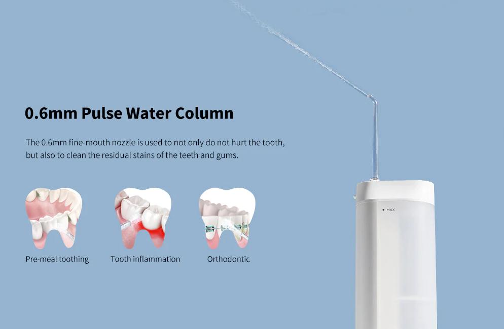 Idropulsore getto d'acqua 0,6mm