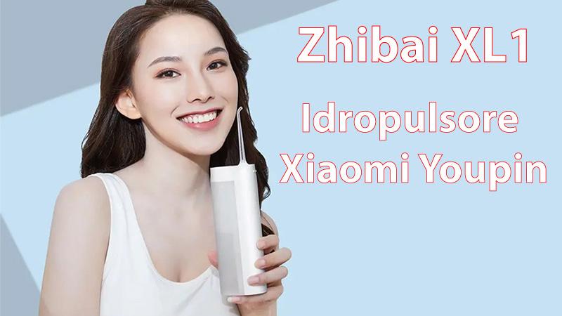 Idropulsore Xiaomi Zhibai XL1