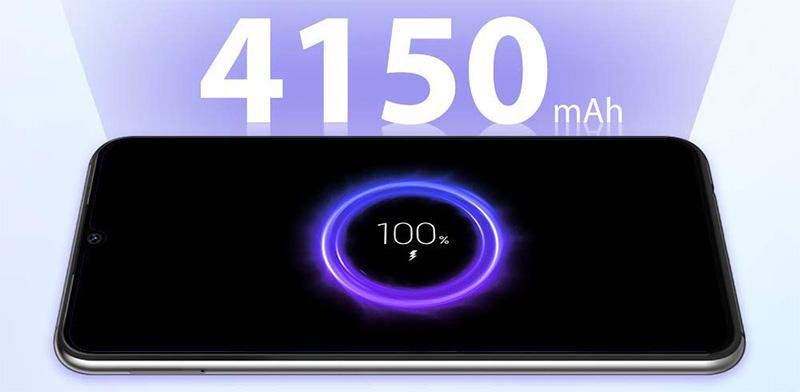 Umidigi A5 Pro batteria da 4150mAh