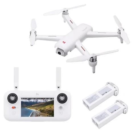 Offerta Drone FIMI A3 2 batterie