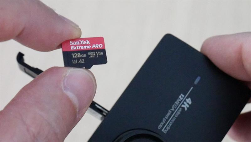 Migliori Schede Micro SD per video 4K