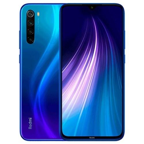 Xiaomi Redmi note 8 blu