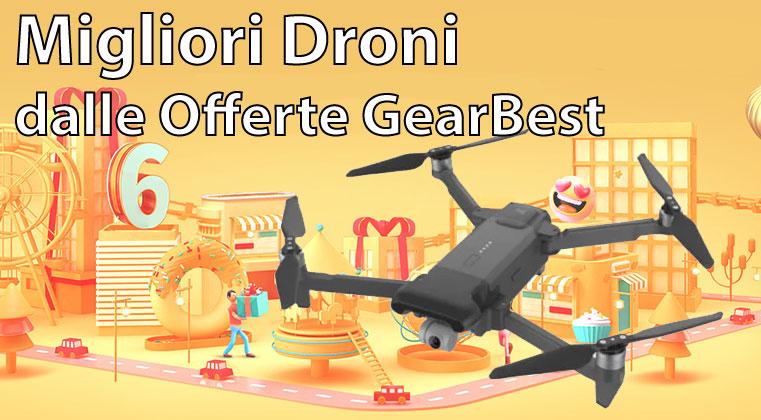 Migliori Droni Offerte GearBest