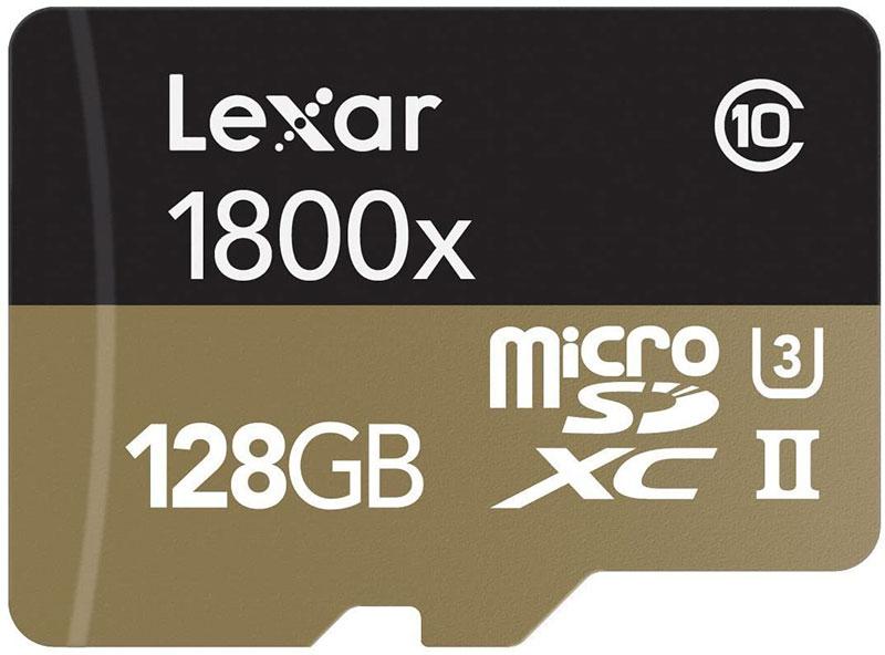 Micro SD Lexar 1000x 128GB