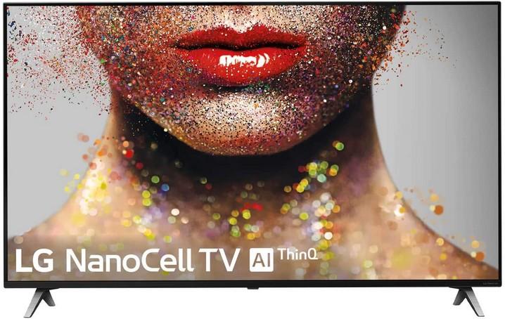 Smart TV LG SM85 con schermo NanoCell