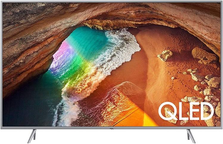 Smart TV QLED Samsung Q60R e Q64R