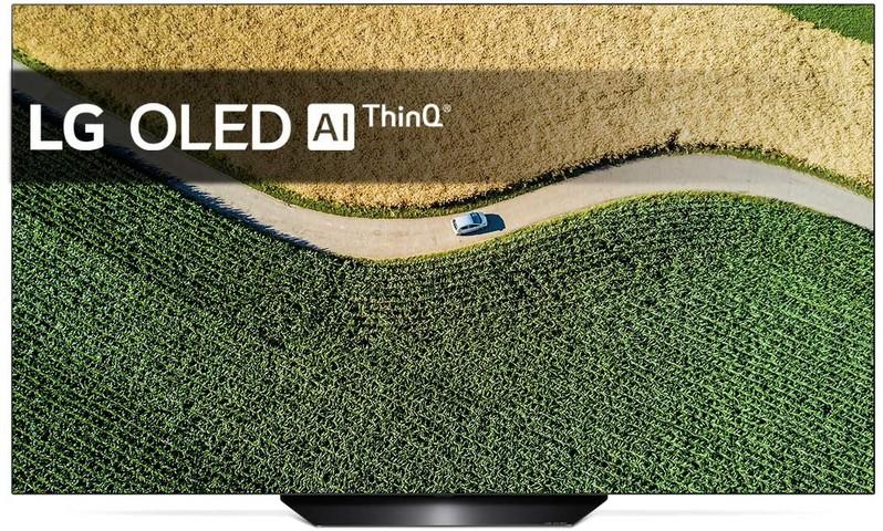 Smart TV LG OLED AI con Soundbar 2.1