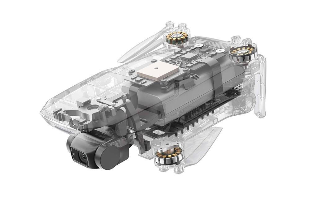 DJI Mini 2 concentrato di tecnologia