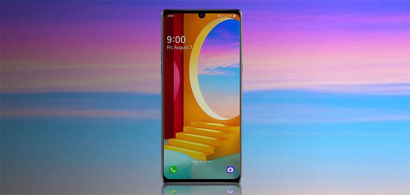 LG Velvet Smartphone 5G