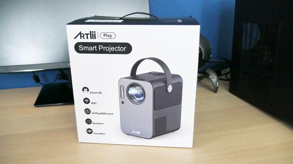 Artlii Play Proiettore Confezione