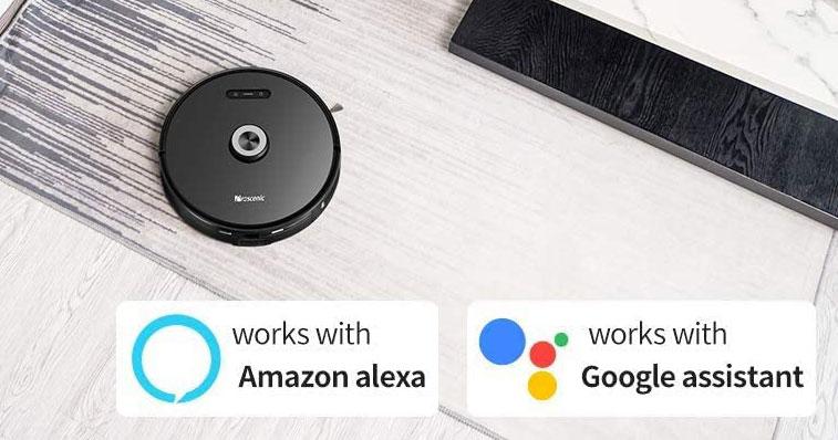 Proscenic M8 Pro Alexa e Google Home