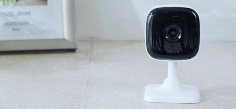 Videocamera di sorveglianza da interno